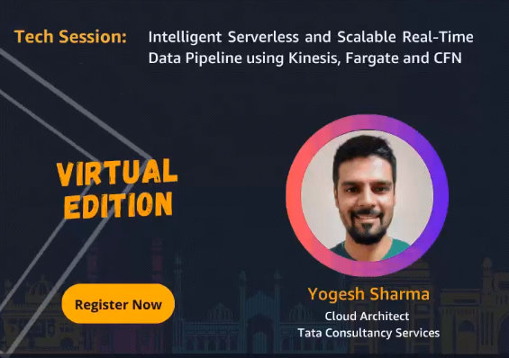 Know Your AWS Community Day India 2020 Speaker - Yogesh Sharma